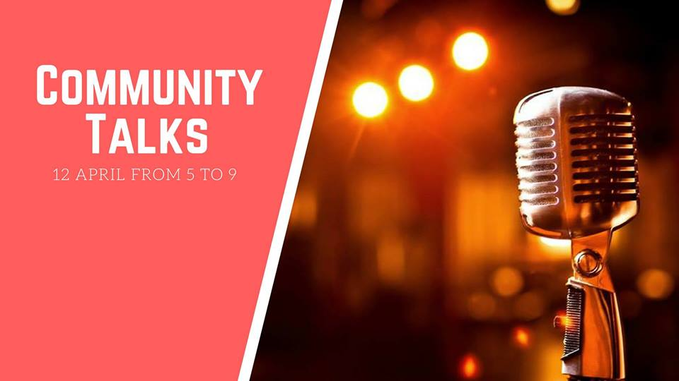 Community talks 9 / قعدة بيزنس