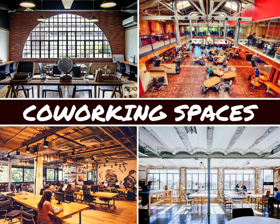 Coworking Spaces in the Coming Era